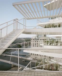 L'Albero Bianco di Sou Fujimoto, Nicolas Laisné e Oxo Architects ha messo radici a Montpellier