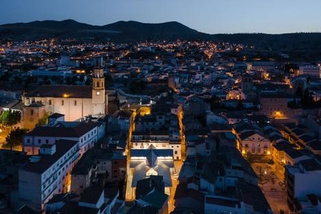Àcrono Arquitectura ha riqualificato il mercato pubblico a Baza, Andalusia