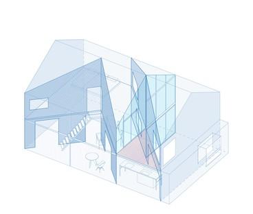 Tato Architects: casa a Sonobe, Giappone