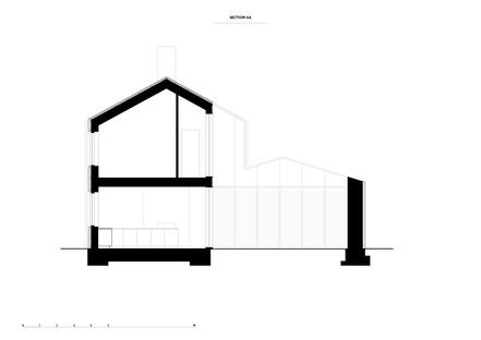 Bureau de Change: Long house sulle colline Cotswolds