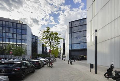 La nuova sede di Zalando a Berlino è di Henn Architects e Kinzo