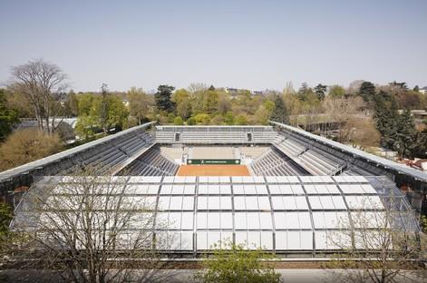 Marc Mimram firma il nuovo campo da tennis del
