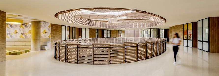 Taller de Arquitectura de Bogotá: centro di ricerca Eureka Centre