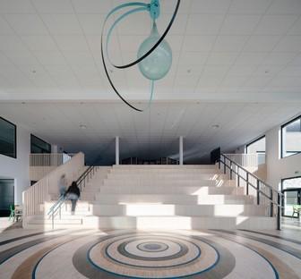 C.F. Møller: nuova Tiundaskolan a Uppsala