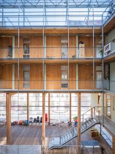 Cooperativa d'arquitectes Lacol: La Borda, Barcellona