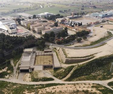 Contenitore e contenuto: il Museo del Clima a Lleida di Toni Gironès
