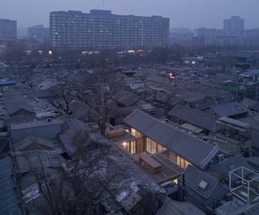 Vector Architects: Courtyard Hybrid a Pechino
