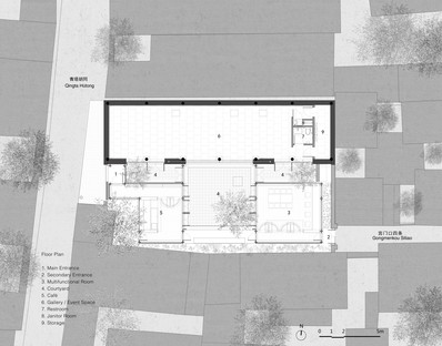 Vector Architects: Courtyard Hybrid a Pechino