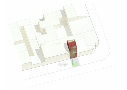 Elisa Fuscaldo, Sebastian Gomez: Casa-studio el Sucucho a Rosario