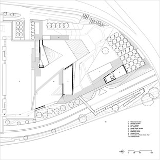 Steven Holl: The REACH, JFK Center for the Performing Arts
