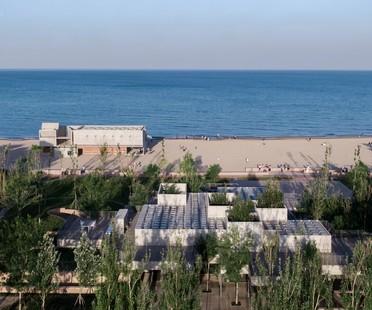 Vector Architects: Restaurant y Sea nel distretto Beidaihe, Cina