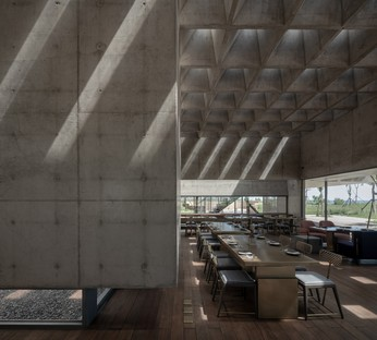 Vector Architects: Restaurant y Sea nel distretto Beidaihe, Cina
