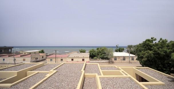 Urko Sanchez: SOS Children's Village nel Gibuti