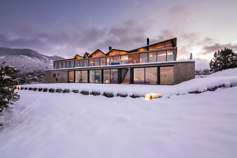 Casa CS di Alric Galindez