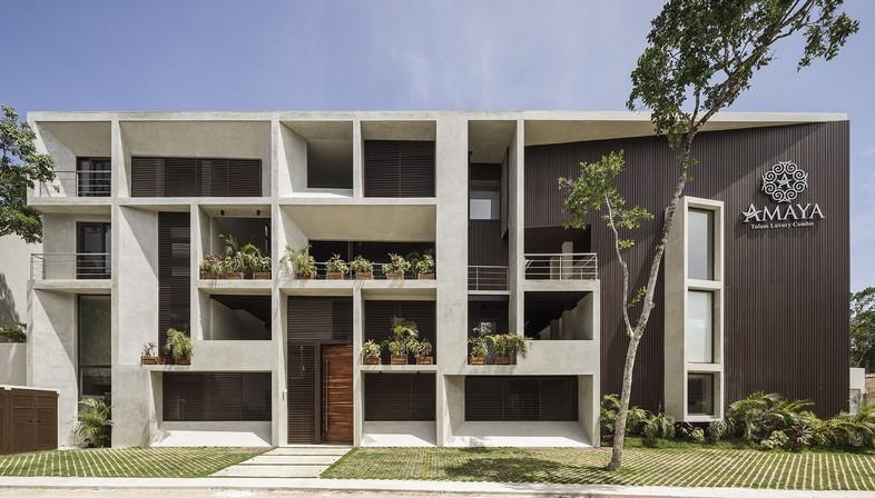 Amaya di Ventura Arquitectos, lusso ed ecologia sulla costa messicana