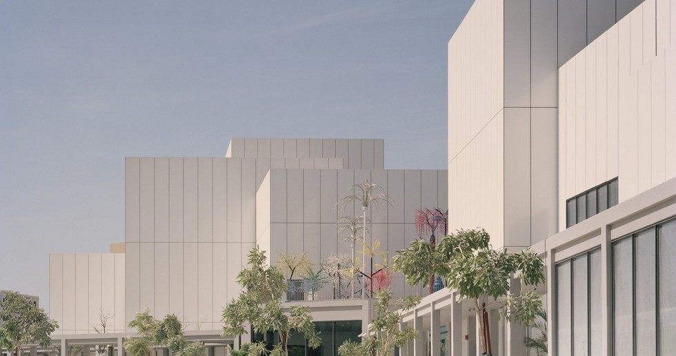 Serie Architects: Jameel Arts Centre a Dubai