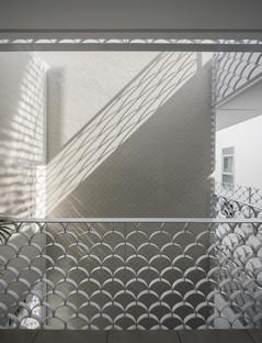 KAUH ARQUITECTURA y PAISAJISMO: Casa a Conil de la Frontera