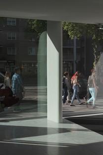 Wiel Arets Architect ha terminato ad Amsterdam