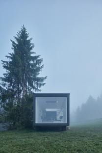 Into The Wild di Ark Shelter, architettura modulare per fughe nella natura