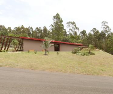 AUÁ arquitetos: Casa Laguna a Botucatu, Brasile