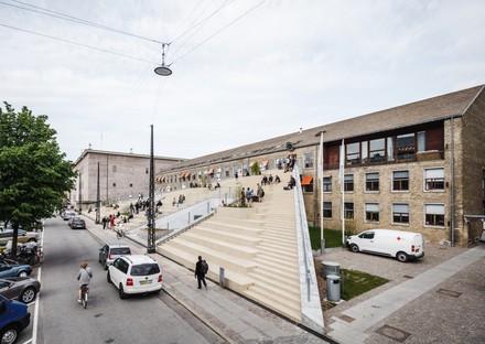 COBE: Casa dei volontari della Croce Rossa a Copenaghen