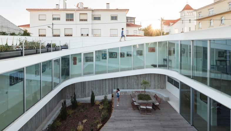 Costa Lima: casa dell'astrologo a Estoril, Portogallo