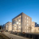 Housing in Ivry di Tectône Architectes