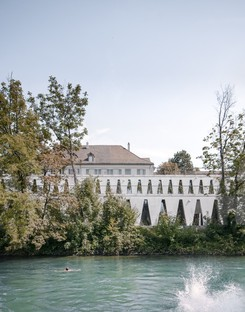 Barozzi/Veiga: centro culturale e scuola di danza Tanzhaus, Zurigo