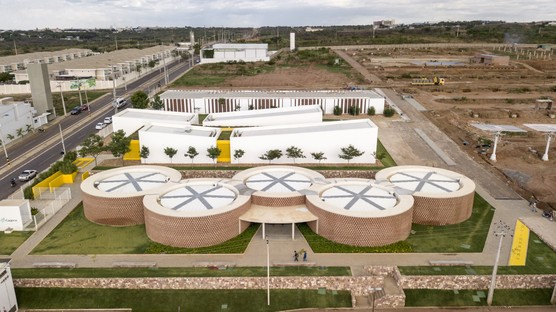 Lins: Palestra del centro universitario Unileão, Juazeiro do Norte, Brasile