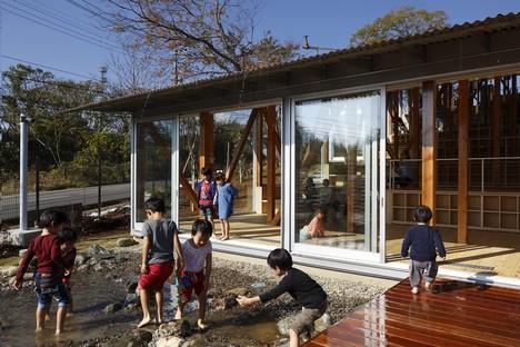 Kentaro Yamazaki: Hakusui Nursery School a Sakura, Giappone