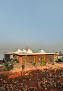 Khosla Associates: Rifugio nei Ghati occidentali, Maharashtra, India