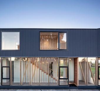 Ignacio Correa: casa Maitenes, Puerto Montt, Cile