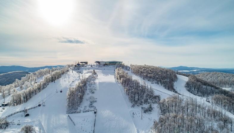 Lemay progetta una vista a 360° per il Bromont Summit Chalet
