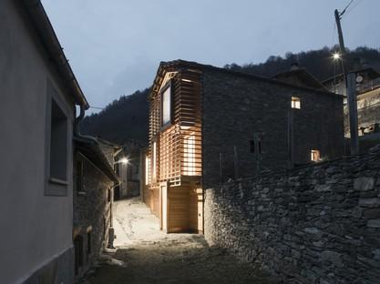 Mizoun de la Villo a Ostana e la rigenerazione di un borgo
