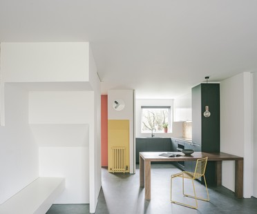 Francesco Pierazzi: Maisonette a Notting Hill, Londra