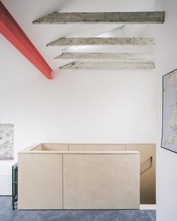 Francesco Pierazzi: Maisonette a Notting Hill, Londra