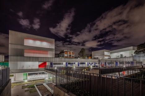 Mazzanti: Ampliamento del Colegio Helvetia a Bogotá