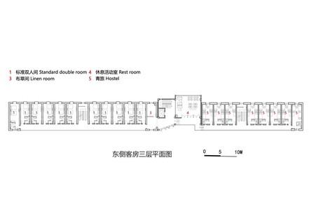 3andwich Design / He Wei Studio: Ristrutturazione dell'Arsenale 809