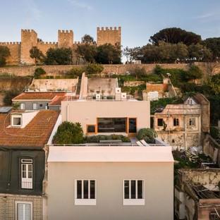 Bak Gordon: Casa in rua Costa do Castelo, Lisbona