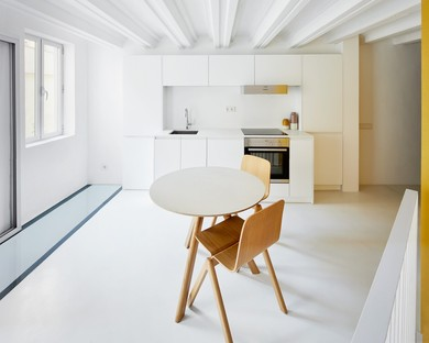 Raúl Sánchez: Duplex Tibbaut nel Raval di Barcellona