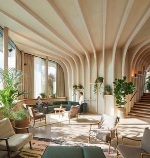Heatherwick Studio ha realizzato il nuovo centro di Maggie's a Leeds
