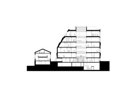 Il nuovo municipio di Bodø progettato da Atelier Lorentzen Langkilde
