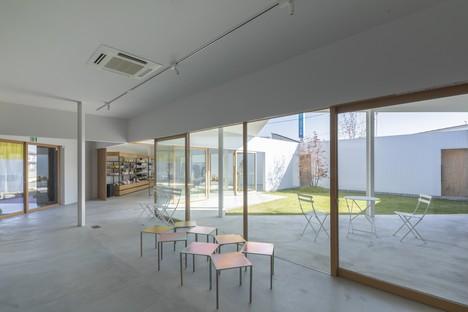 Tato Architects: casa con ufficio a Hofu