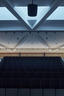 Qarta architektura: Auditorium del College of Polytechnics, Jihlava
