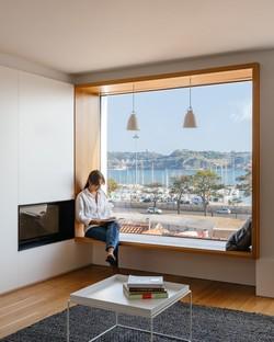 Aurora Arquitectos: Residenza in rua Bartolomeu Dias, Lisbona