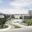 Il nuovo White Building del Chengdu Science and Technology Industry Incubation Park porta la firma di CROX