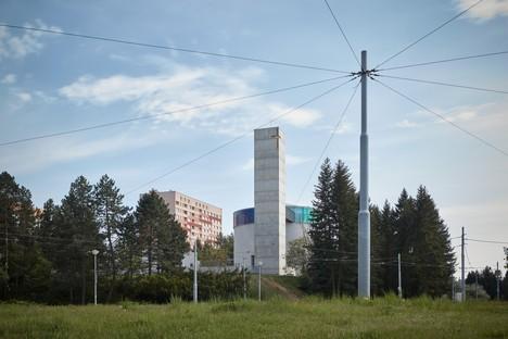 Atelier Štěpán: Chiesa della Beata Maria Restituta, Brno
