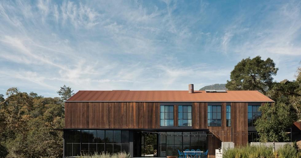 Faulkner: Big Barn, una bunkhouse per vacanze nella Napa Valley