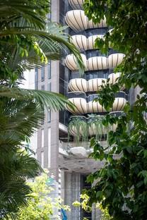 Heatherwick Studio sbarca a Singapore con il progetto residenziale EDEN