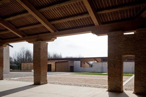Traverso-Vighy: Corte Bertesina a Vicenza, Italia